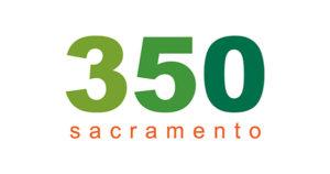350 Sacramento logo