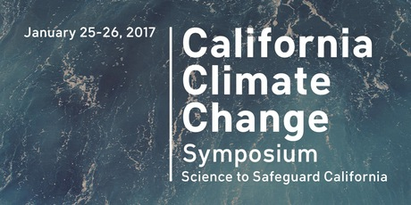 Register for the 2017 California Climate Change Symposium!