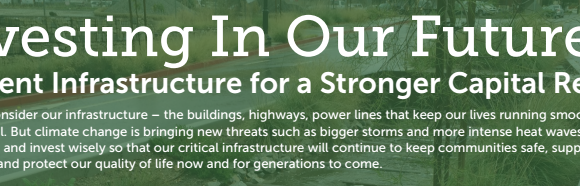 Investing In Our Future: Resilient Infrastructure for a Stronger Capital Region