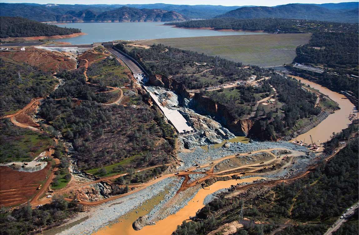 Orovill Dam