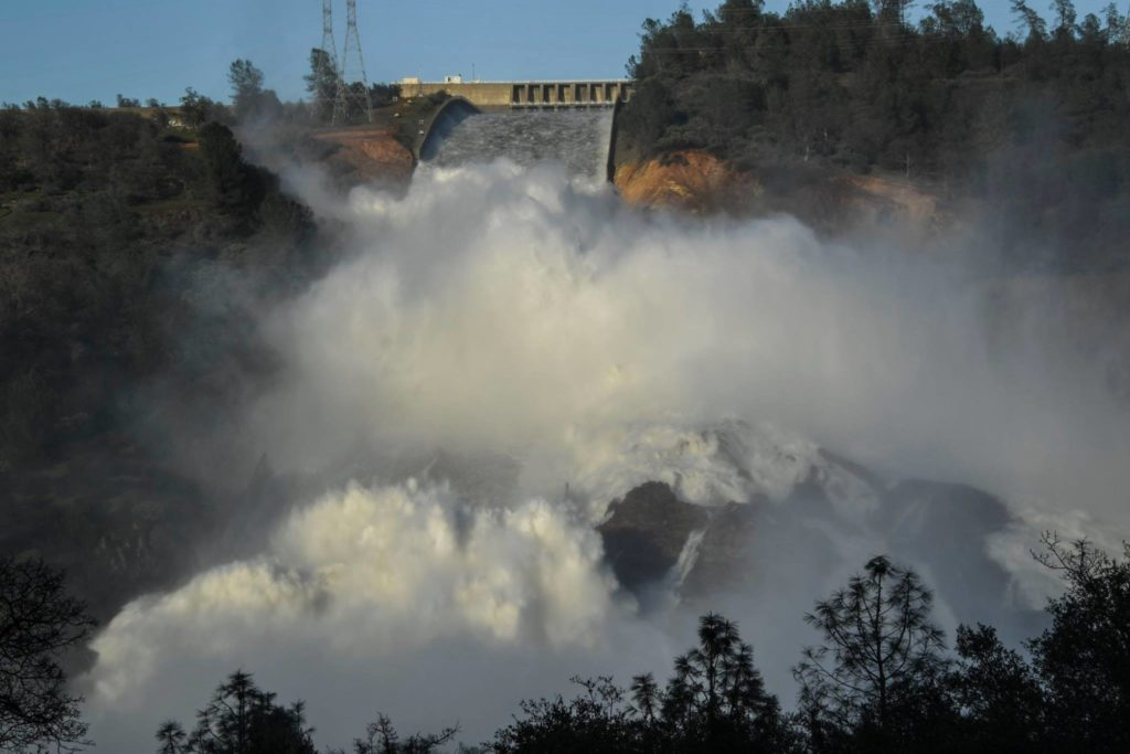 oroville flood